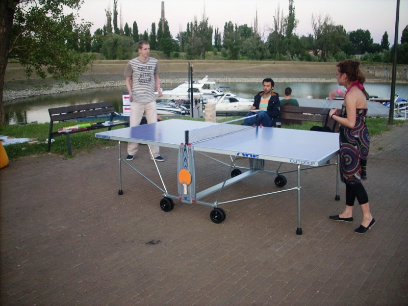 Ping Pong asztal Céges napokra Budapest