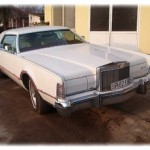 LINCOLN CONTINENTAL MARK IV.