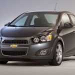 RENT THE NEW CHEVROLET AVEO 2012