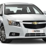 CHEVROLET CRUZE – RENT IT