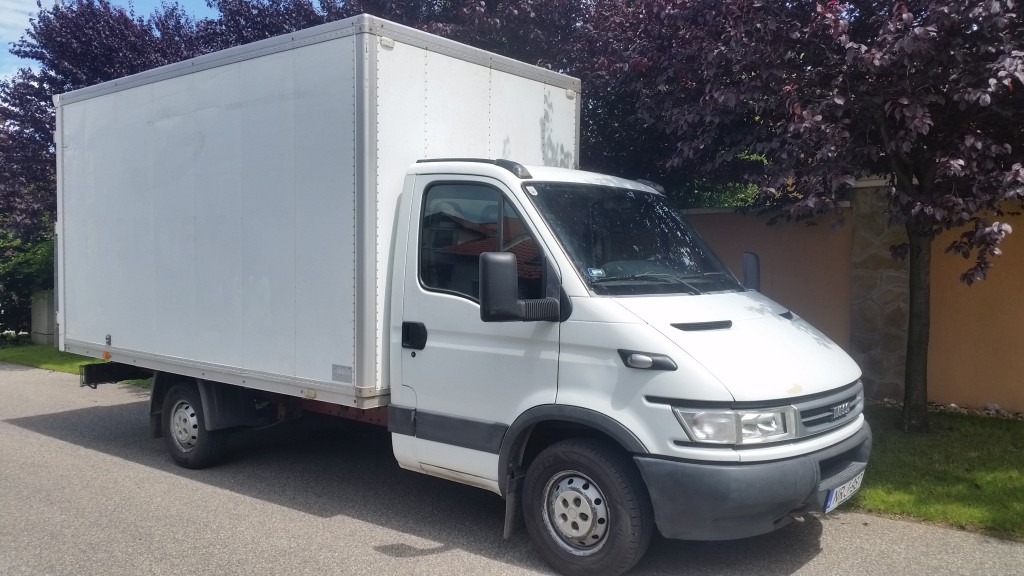 Iveco Daily 35C14 Budapest