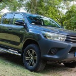 2017-es Toyota 4×4 Terepjáró pick-up