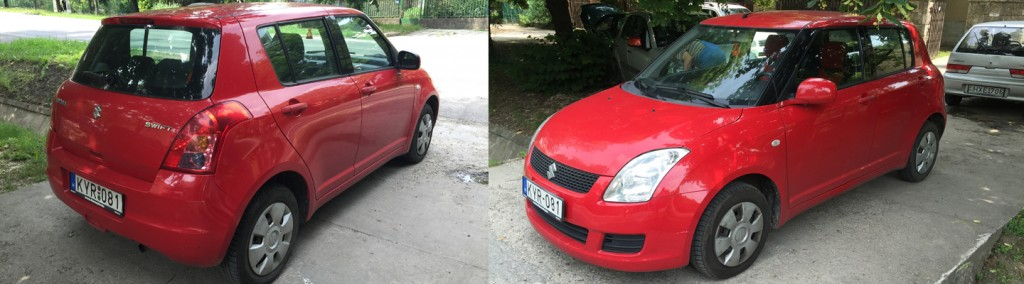 Suzuki Swift II 1.3 – Local Rent Budapest